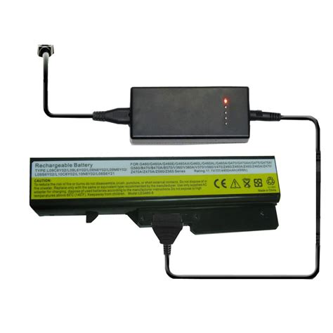 Charger Laptop Lenovo Ideapad external laptop battery charger for lenovo ideapad g560 v360 z370 z460 z465