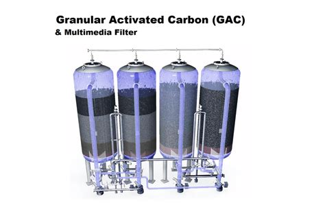 Granular Activated Carbon Gac 10 Nefron Macropore absun palayesh eng co water treatment process