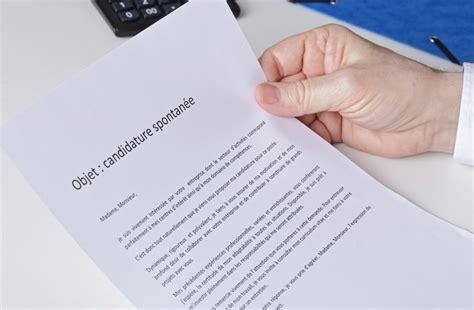 Lettre De Motivation Contrat De Professionnalisation Candidature Spontanee
