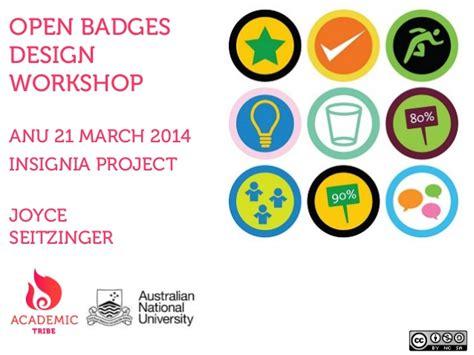 pattern making workshop pdf insignia open badges design workshop