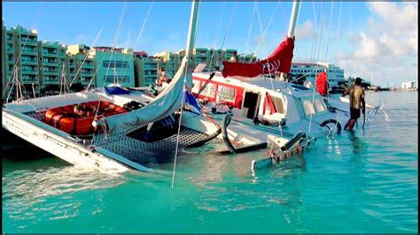 ouch       sailboat   reef  st maarten st martin sxm caribbean