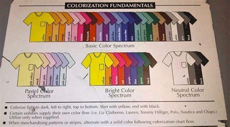 color coordination color coordinate your closet amazing clothes