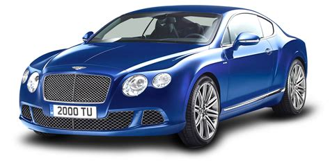 bentley png blue bentley continental gt speed car png image pngpix