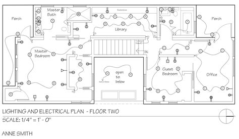 electrical floor plans lighting plan thraam com
