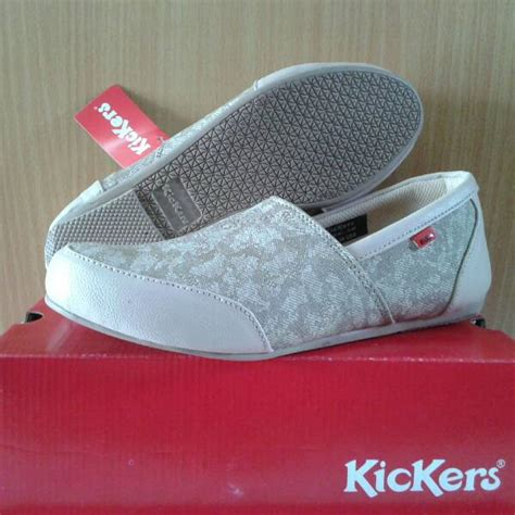 Kickers Slip On Terbaru 1 jual sepatu kickers slip on wanita cewek murah