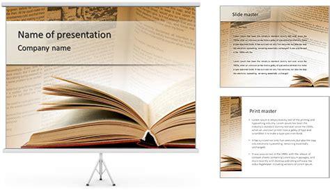 Design Vorlagen Buch Offenes Buch Mit Gelben Seiten Powerpoint Vorlagen Und Hintergr 252 Nde Id 0000008471