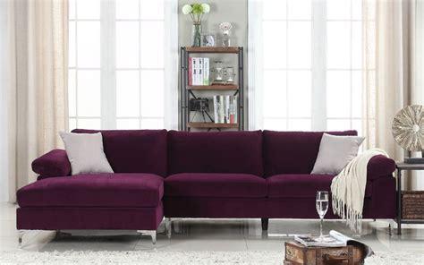 amanda modern velvet large sectional sofa amanda modern velvet large sectional sofa l i v i n g