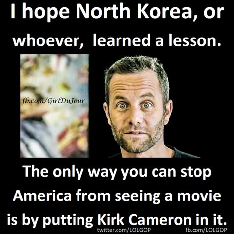 Kirk Cameron Meme - girl du jour musings of an american girl