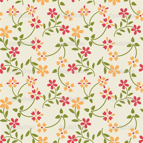 pattern flowers illustrator flower pattern patterns texture pinterest