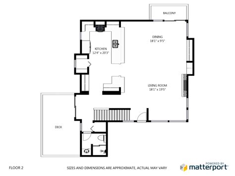create schematic floor plans right from your