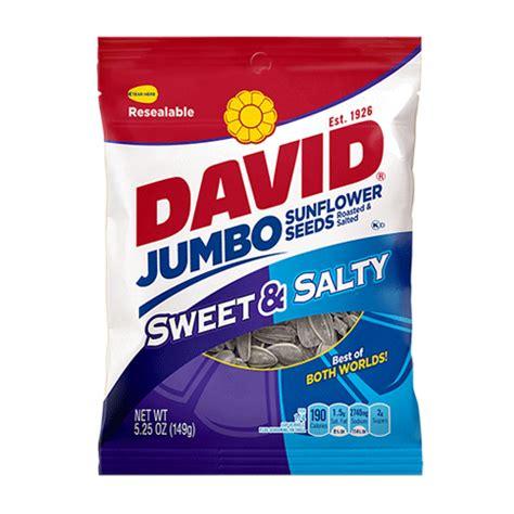 Sweety Jumbo by Sweet Salty Jumbo David Seeds