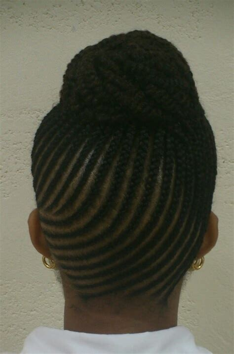 up sweep cornrow hairstyleson natural black hair 182 best images about natural hairstyles on pinterest