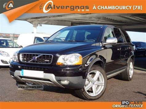 hayes auto repair manual 2009 volvo xc90 navigation system 2009 volvo xc90 2 4 d5 185 gps video pack r design car photo and specs