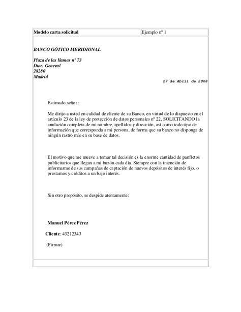 carta formal de vacaciones carta solicitud