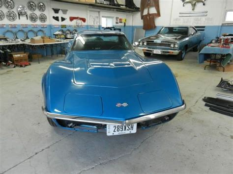 auto air conditioning service 1970 chevrolet corvette engine control buy used 1970 corvette 454ci 390hp automatic transmission with air conditioning project in