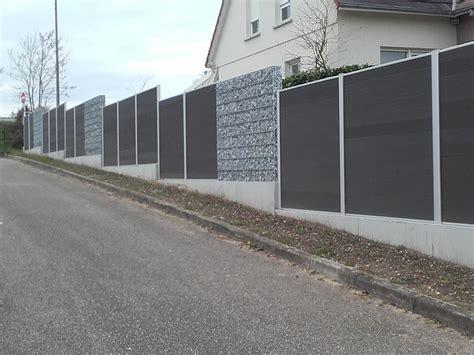 Murs De Cloture by Cl 244 Tures Et Murs
