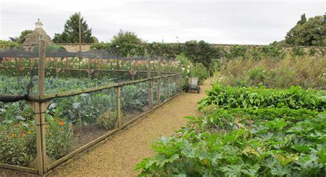 walled garden barton rousham park gt west oxfordshire gt www ogt org uk