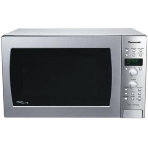 Microwave Oven Panasonic panasonic nn cd989s 1 5 cu ft convection countertop microwave oven stainless ebay