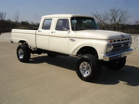 1966 ford truck 4 door trucks ford ford