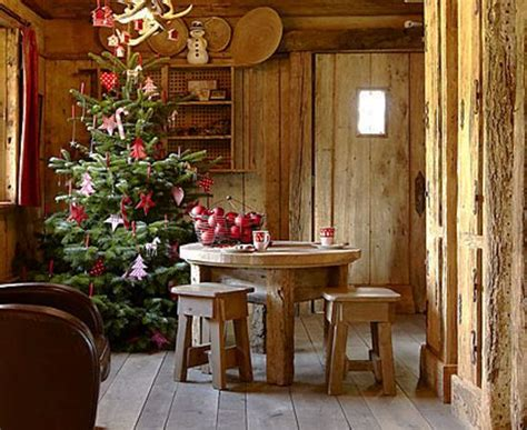 country christmas decorating ideas enhanced