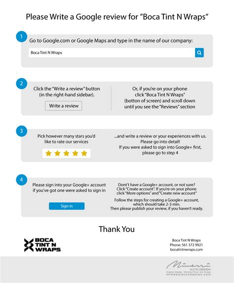 google design review how to write a review on google mimessi auto design