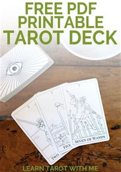tarot card template descriptions free tarot card coloring pages search crafts