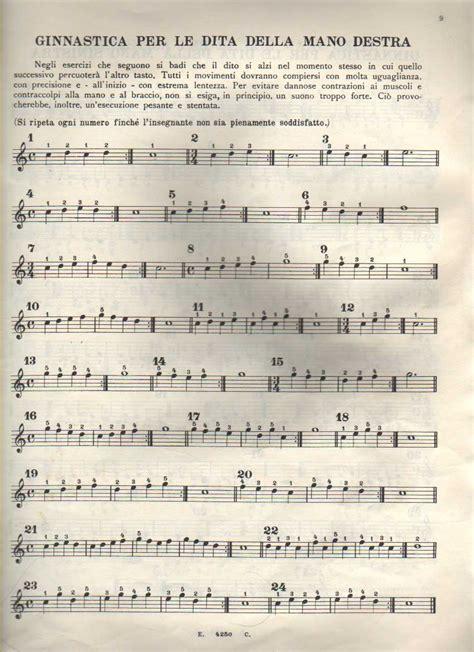 vasco tutte le canzoni vecchie la diteggiatura per pianoforte e per la tastiera e un po