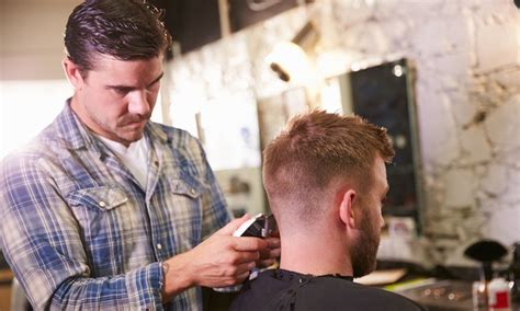 haircut deals derby men s cut and finish sims hair and beauty groupon