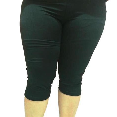 Legging Wanita Pendek celana legging pendek 3 4 senam olahraga santai