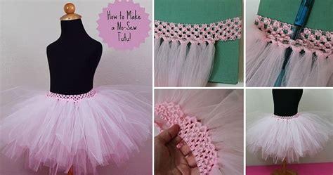 ballerinas diy tutu skirts