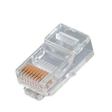 Ls Modular Cat6 rj45 cat5e cat6 utp modular plugs 8p8c manufacturer