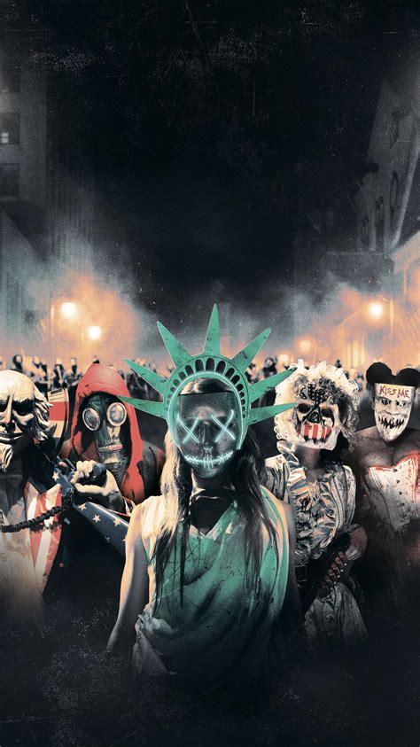 purge election year  phone wallpaper moviemania