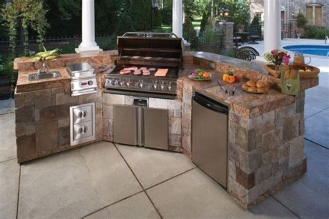35 ideas about prefab outdoor kitchen kits theydesign net theydesign net prefabricated outdoor kitchen brew home