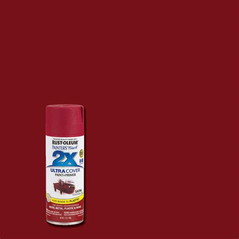 rust oleum 249082 painter s touch multi purpose spray paint 12 ounce satin colonial price