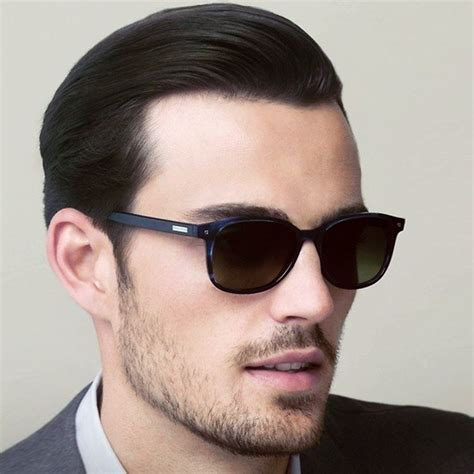 hairstyles for hairlines that start back hairline slick back hair 50 classy haircuts and