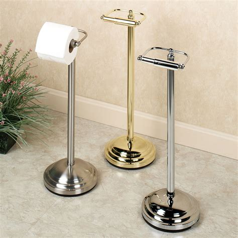 best free standing toilet paper holder toilet paper holder free standing great wooden toilet
