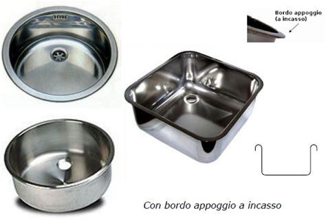 lavello cucina da incasso lavelli in acciaio inox da incasso forniture