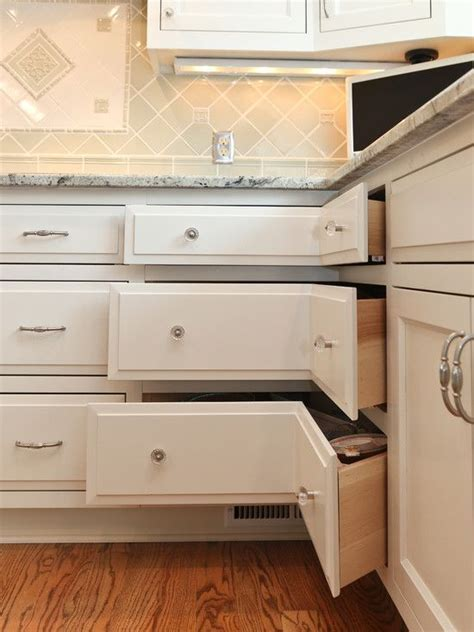 corner drawer kitchen cabinet awkward kitchen corner ideas adelaide outdoor kitchens