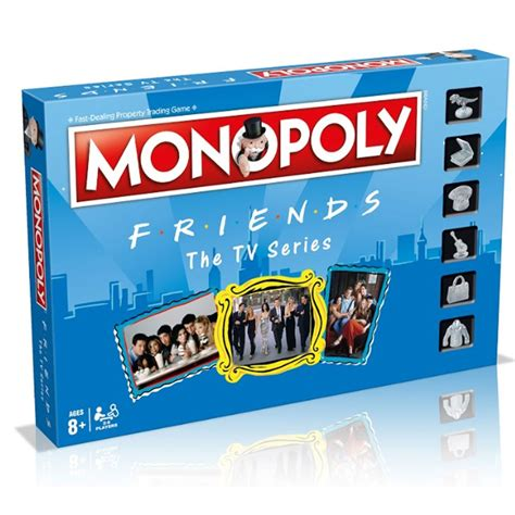 another monopoly movie in the works worstpreviews com there s now a friends version of monopoly sick chirpse
