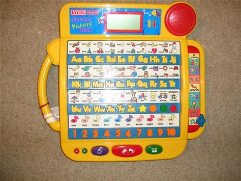 Alphabet Desk by Electronic Toys