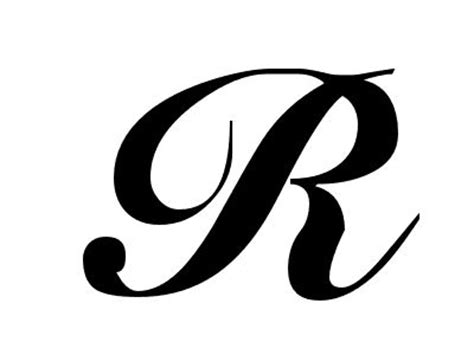 initial r tattoo designs letter r alphabet alphabet alphabet and