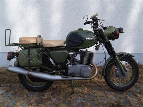 Mz Motorrad Ts 250 by Kanistertr 228 Ger Mz Ts 250 250 1a Nva Armee Motorrad