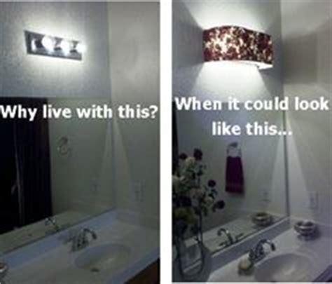 bathroom light covers cover lights bathroom diy home