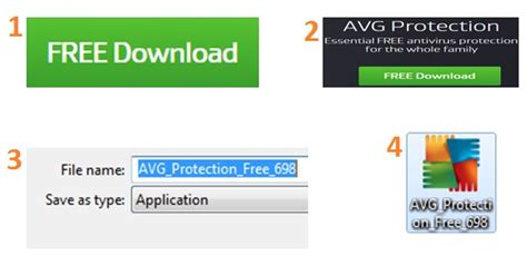 How to Download and Install AVG Free Antivirus – Teclane.com