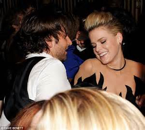 Hit The Floor Adam - baftas 2013 bradley cooper dirty dances with alice eve at the afterparty daily mail online