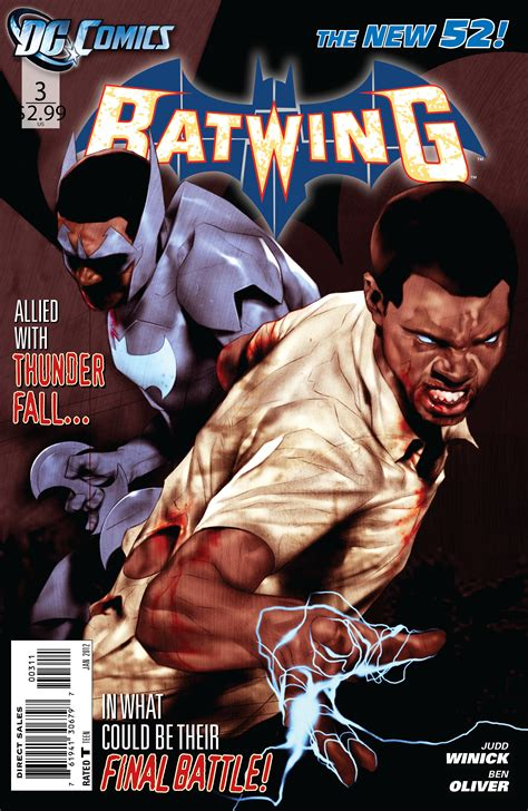the blood is the the redwing saga volume 3 books batwing volume 1 issue 3 batman wiki