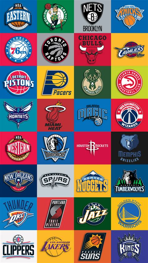 Nba Basket Logo Iphone 5 Custom nba team logos wallpapers 2017 wallpaper cave