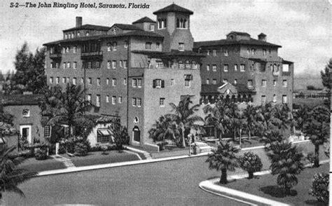 Sarasota Florida Court Records Florida Memory Ringling Hotel Sarasota Florida