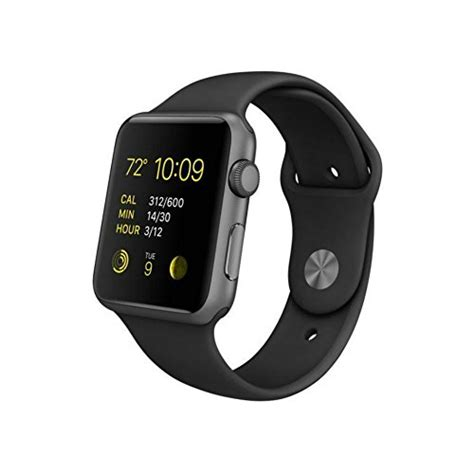 Harga Iwatch Nike apple sport 42mm space gray aluminum with black
