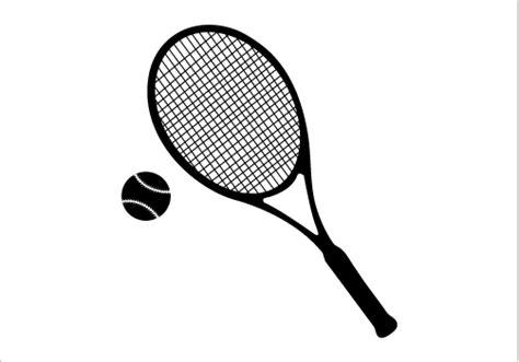 Promo Raket Tenis Silhouetee tennis bat and silhouette graphics silhouette graphics silhouettegraphics